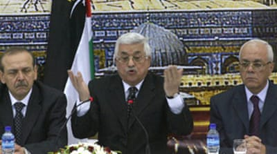 Abbas speaks amid raised tensions