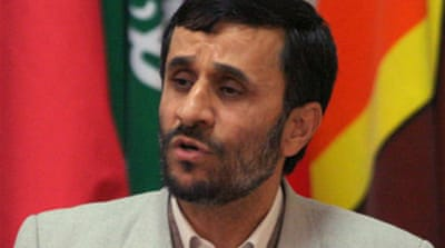 Ahmadinejad on Latin America tour