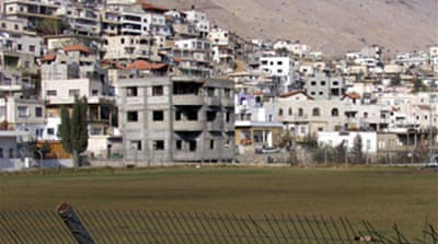 Israeli housing to expand in Golan