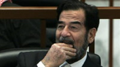 US urged not to hand over Saddam