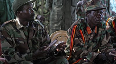 LRA pulls out of Uganda peace talks