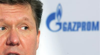 Gazprom signs gas deal with Georgia