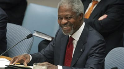 Sudan to discuss UN-AU force
