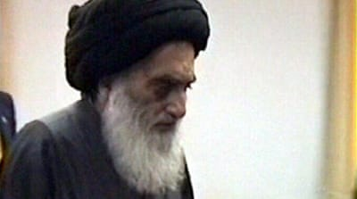 Sistani 'opposes coalition plan'
