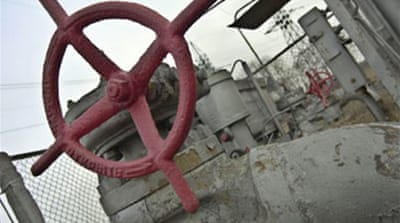 Azeris may end Russian gas imports