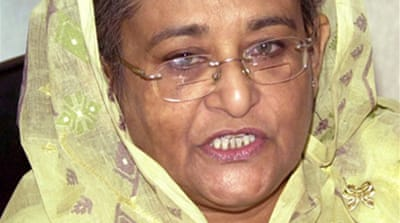 Bangladesh stands firm on poll date