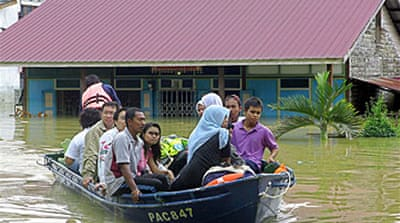 Malaysia braced for more floods