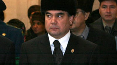 Turkmenistan voters promised reform