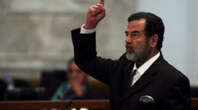 Iran welcomes Saddam execution