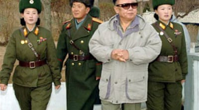 Pyongyang blames Japan for standoff