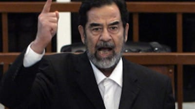 Saddam's lawyers lodge appeal