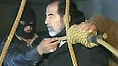 Arab press debates Saddam execution