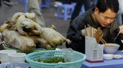 Bird flu hits three Asian countries