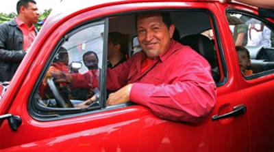 Chavez sets oil takeover deadline