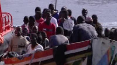 Spain and Senegal tackle migration
