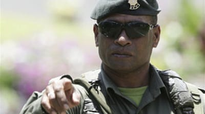 Fiji army stops chiefs from meeting