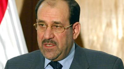 Iraq PM: Sunnis stoke tension