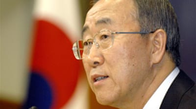 UN chief in death-penalty row