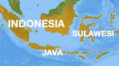 Eight die in Indonesian landslides