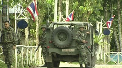 Four killed in south Thailand