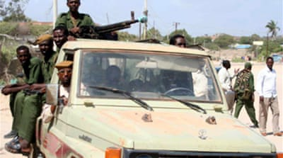 Civilians killed in Somalia raids