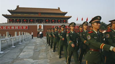 China human rights 'deteriorating'