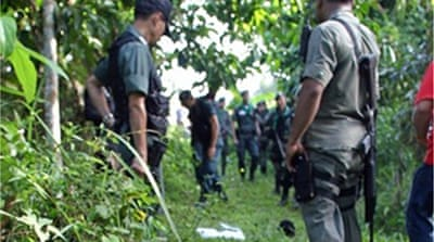 Buddhists shot dead in Thailand