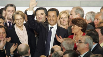 Sarkozy set for 2007 election