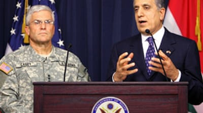 US to hunt foreign networks in Iraq