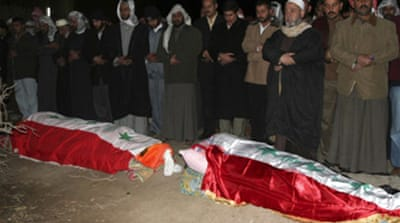 Saddam aides buried in Awja