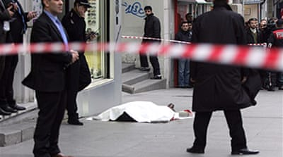 Turkish-Armenian writer shot dead