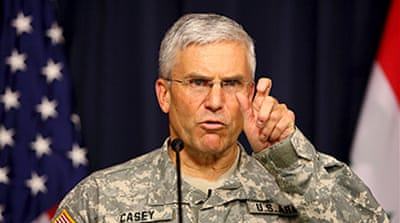 US general optimistic about Baghdad