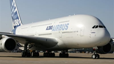 French and Germans split on Airbus