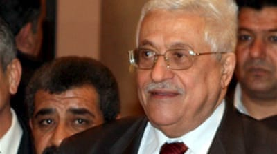 Abbas and Meshaal hold talks