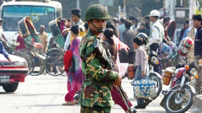 Bangladesh politicians arrested