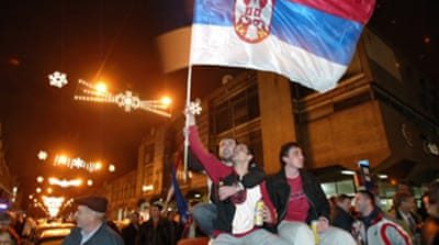 Serb Radicals ask to form coalition