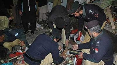 Hunt on for Peshawar bombing clues