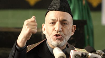 Musharraf and Karzai bridge gap
