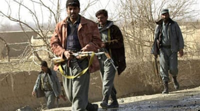 Report: Afghan progress poor