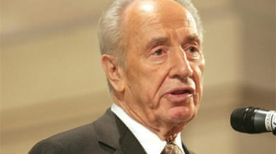 Peres rejects Qatar call for talks