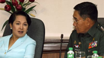 Arroyo vows to end assassinations