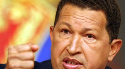 Chavez speech hits stock values