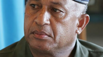 Fiji coup leader becomes interim PM