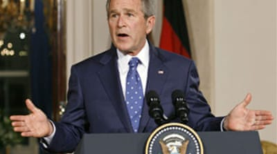 Bush plans reshuffle on Iraq