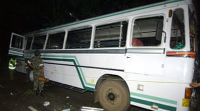 Second bus bomb hits Sri Lanka