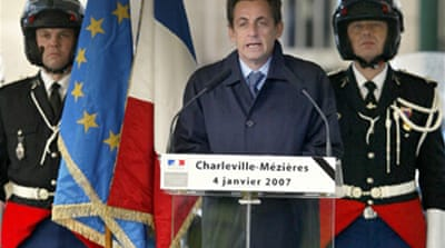 Chirac allies cold-shoulder Sarkozy