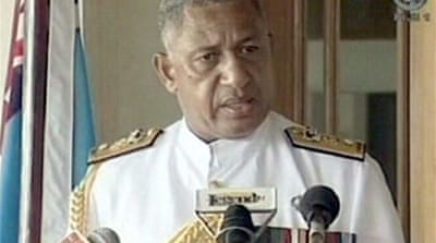 Fiji appoints interim government