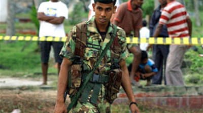 Sri Lanka 'captures' Tamil base