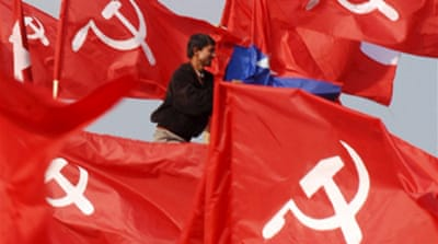 Maoists join Nepal parliament