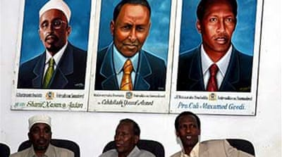 Somali president rules out dialogue